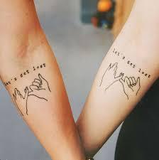 Tattoos Ideen Fuer Partner Shoe Und Kreativ ärmlich Tattos Finger