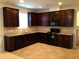 painted kitchen cabinets with black appliances. Delighful With Kitchen Table Lovely What Color To Paint Cabinets With 2018  Trends Black Stainless Steel Appliances  In Painted