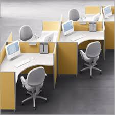 ... stunning modular office furniture pods with compact swivel chairs ...
