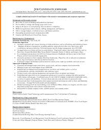 Event Planner Resume Resume Samples Special Events Coordinator Copy Wedding Planner 43