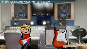 Guitar Technician How To Become A Guitar Technician