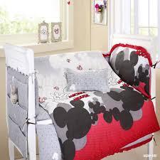 mickey mouse crib sheet set mickey mouse crib bedding disney mickey mouse crib bedding black and