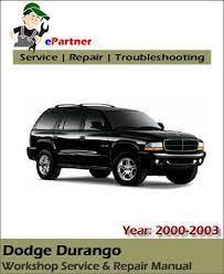 Pin By Alejandro Quevedo On Quick Saves In 2021 Dodge Durango 2003 Dodge Durango Repair Manuals