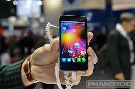 Hands-on: Alcatel One Touch Star and ...