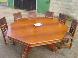 large round dining table seats 8 new antique round table huge 6ft victorian round dining table
