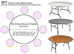 60 inch round table gallery of inches dining