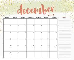 December Calendar Blank Calendar For December 2018 Decembercalendar Printablecalendar