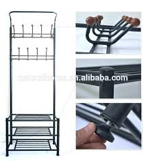 Shoe Coat Hat Racks Inspiration Coat Stand With Shoe Storage Shoe Rack Holder Shoe Holder Shoe