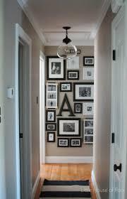 Hallway Wall Ideas Best 10 Decorate Long Hallway Ideas On Pinterest Decorating