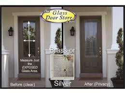 single front doors. Single Glass Front Doors And Exterior Door D