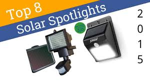 Solar Security Light Item 69643 8 Best Solar Spotlights 2015 By Ezvid Wiki