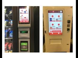 Airgas Vending Machines Delectable InHand Networks InHandGo Smart Vending Touchscreen UI YouTube