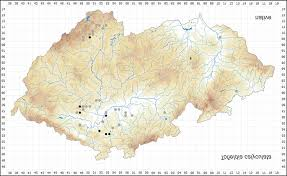 -Distribution of Tofieldia calyculata in the Czech Republic: P at least ...