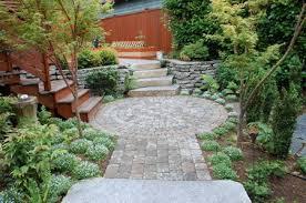 Patio pavers patterns Three Stone Patio Pavers The Spruce 25 Great Patio Paver Design Ideas