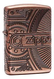 <b>Зажигалка бензиновая Armor Gears</b> 29523 от Zippo купить в ...