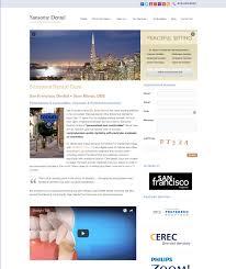 Dental Office Website Design Adorable Website Design For Dentists Mobile High Converting Dental Websites