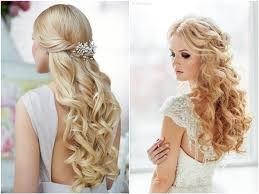 down wedding hair. Top 20 Down Wedding Hairstyles for Long Hair Deer Pearl Flowers