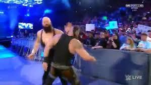Braun Strowman vs Big Show Full Match - video dailymotion