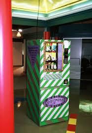 Artomatic Vending Machine Adorable A48creative Andrew Owen A48 Artomatic Art Produce Vending Machine