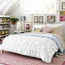 Teen Bedding Ruffle