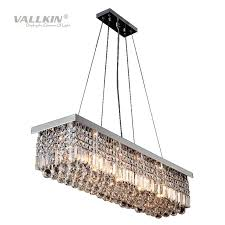 modern rectangular crystal modern rectangular chandelier as chandelier tree