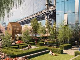 Unique Landscaping Unique Landscape In The Heart Of Nyc Project Ods
