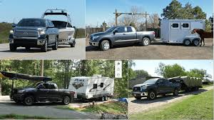 Toyota Tundra Towing Capacity Columbia TN