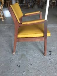 mid century office chair. image is loading vintage-mid-century-alma-desk-co-walnut-chair- mid century office chair i