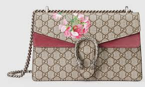 gucci bags new collection. one of the best accessories from gucci fall/winter 15 collection was beautiful dionysus bag. with horseshoe-shaped double tiger-head closure as bags new d