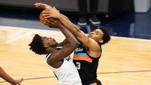 Keldon Johnson - San Antonio Spurs ...