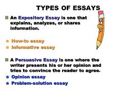 expository essay types madrat co expository essay types