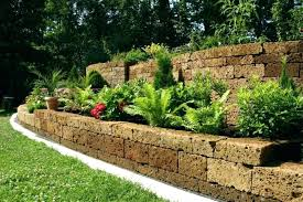 garden retaining wall ideas decoration ideas pictures of garden retaining walls backyard wall designs creative ideas