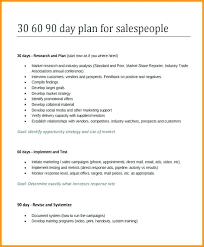 Day Plan Template Excel Free 8 Download Documents 30 60 90 Sales