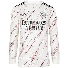 August 20, 2020, 5:12 pm. Arsenal Adult 20 21 Long Sleeved Away Shirt Official Online Store