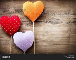 vintage valentines wallpaper. Fine Wallpaper Valentines Vintage Handmade Hearts Over Wooden Background Valentine  Wood Retro Styled Wallpaper To Wallpaper 1