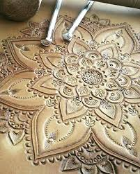 leather tooling making patterns carving classes