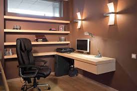 Home Office Design Ideas With Chair  Interior Designing Trends