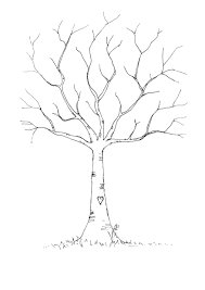 Small Picture Best Bare Tree Coloring Pages Printable Contemporary Coloring