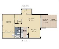 4 Bedroom Apartments In Maryland Plans Impressive Decorating