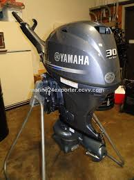 for used yamaha 30 hp 4 stroke outboard motor