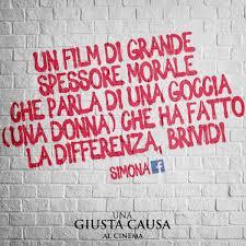 Una Giusta Causa - Il Film - Startseite