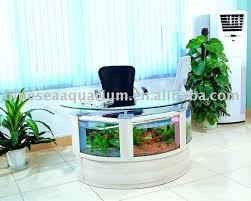 office desk fish tank. desk fish tank office