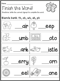 These word blending boxes, developed by jolly author sue lloyd, are an invaluable resource for parents and teachers alike to help children practise blending with the letter sounds that they have. Reading Blends Worksheets For Kindergarten Free Pdf Download Images Worksheet Phonics Worksheets Grade 1 Kindergarten Reading Phonics