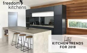 freedom furniture kitchens. Hottest Kitchen Design Trends For 2018 Freedom Furniture Kitchens