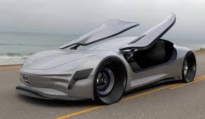 Mercedes-Benz SL|PURE Concept, The Gullwing's Succesor ?