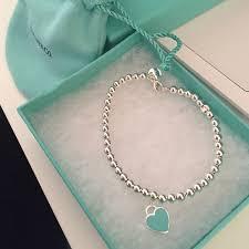 Tiffany Co Return To Tiffany Bead Bracelet Size Small