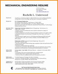 Sample Mechanical Engineer Resume Skills New Sample Resume For An