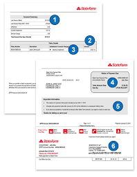 state farm policy number format understanding your insurance bill state farm
