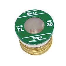 Cooper Bussmann Tl Style 30 Amp Plug Fuse 4 Pack Tl 30pk4 The Home Depot