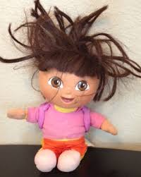 how to fix your doll s crazy hair a